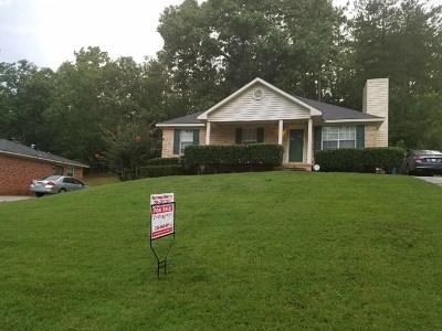 Hephzibah Single Family Home For Sale: 3621 Monmouth Road