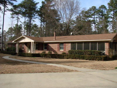 Lincolnton Single Family Home For Sale: 1063 Commanche Circle