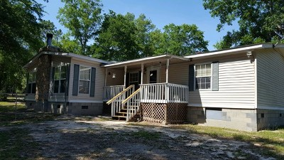 Richmond County Manufactured Home For Sale: 768 Done Roven Road