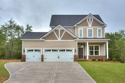 Hephzibah Single Family Home For Sale: 2659 New Hope Circle