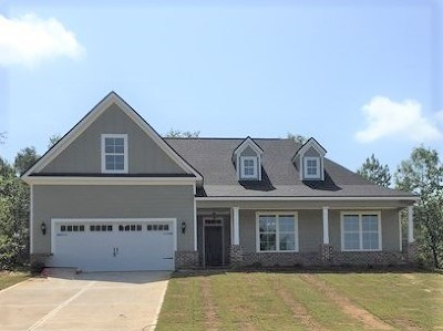 Hephzibah Single Family Home For Sale: 2655 New Hope Circle