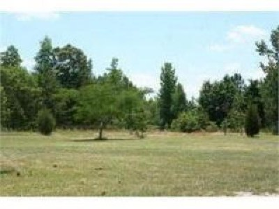 McDuffie County Residential Lots & Land For Sale: 1103 Tanyard Creek Drive NW