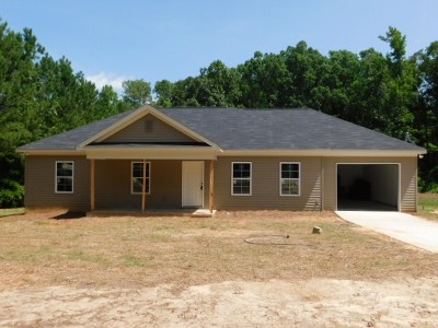 McDuffie County Single Family Home For Sale: 390 Langham Street