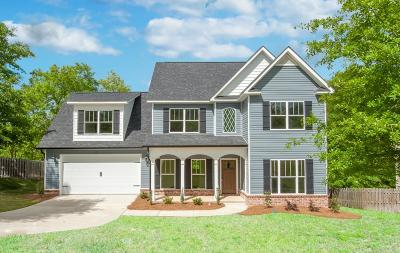 North Augusta Single Family Home For Sale: 8013 Canary Lake Road