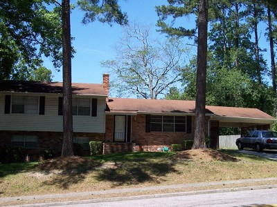 Augusta Single Family Home For Sale: 3225 Crane Ferry Road