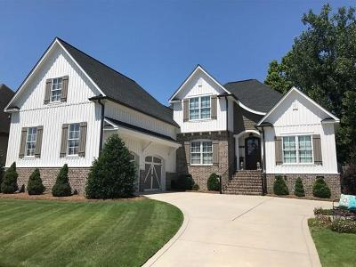 North Augusta Single Family Home For Sale: 125 River Club Lane