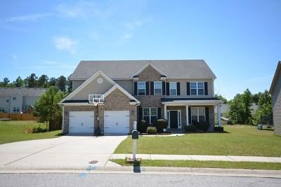 Hephzibah Single Family Home For Sale: 2508 Peach Blossom Pass