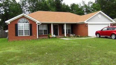Hephzibah Single Family Home For Sale: 2903 Gingrich Court
