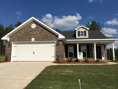 Grovetown Single Family Home For Sale: 705 Baylor Drive