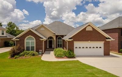 Evans Single Family Home For Sale: 407 Richmond Street