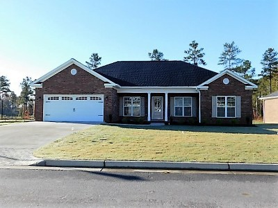 McDuffie County Single Family Home For Sale: 1024 Millbrook Way