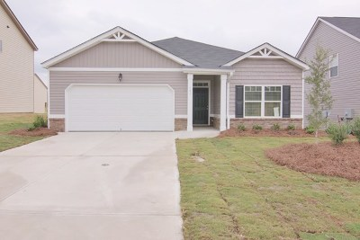Augusta Single Family Home For Sale: 116 Sims Court