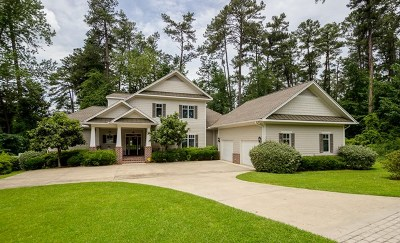 Augusta Single Family Home For Sale: 703 Summergate Court