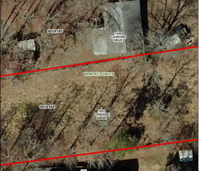 Appling Residential Lots & Land For Sale: 7461 Lakeside Drive
