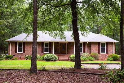 Lincolnton Single Family Home For Sale: 1977 Reed Road