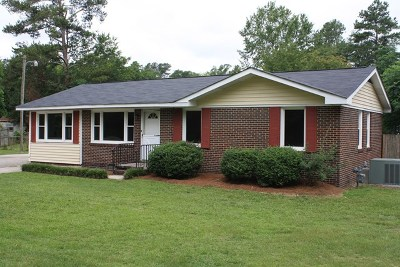 Richmond County Single Family Home For Sale: 3417 Old Louisville Road