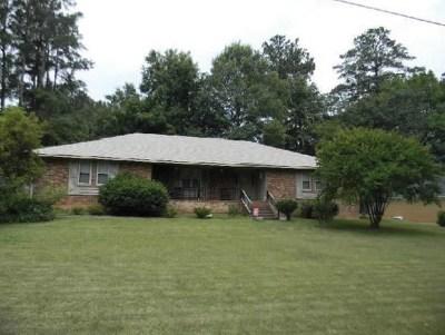 Thomson Single Family Home For Sale: 615 Hemlock Drive