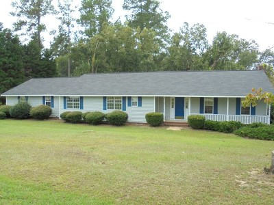 McDuffie County Single Family Home For Sale: 571 Brentwood Drive