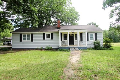 Appling Single Family Home For Sale: 7111 Moontown Road