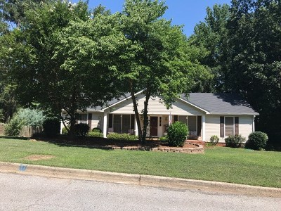 Evans Single Family Home For Sale: 4627 Rocky Branch Court