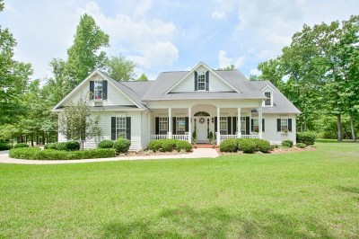 North Augusta Single Family Home For Sale: 104 Whitney Court
