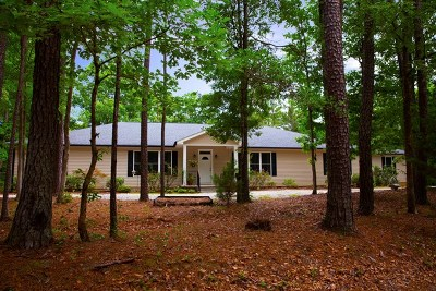Thomson Single Family Home For Sale: 5320 Lincolnton Hwy