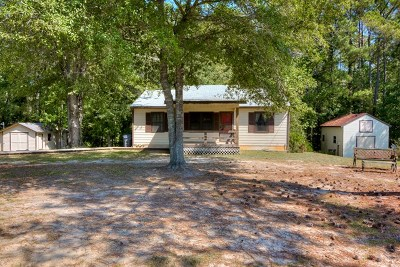Lincoln County Single Family Home For Sale: 1475 Holiday Estates Rd.