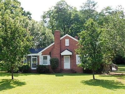Thomson Single Family Home For Sale: 1515 Washington Road