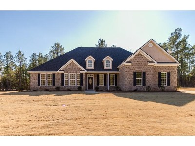 Hephzibah Single Family Home For Sale: 3004 Battey Trail
