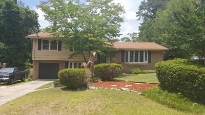 Richmond County Single Family Home For Sale: 3509 Potomac Drive