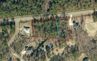 McDuffie County Residential Lots & Land For Sale: 99 - 101 Stagecoach Road