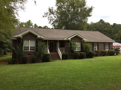Appling Single Family Home For Sale: 1582 Cedar Springs Road
