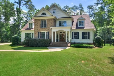 Richmond County Single Family Home For Sale: 7 Prather Woods Lane