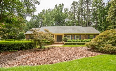Augusta Single Family Home For Sale: 3402 Sasanqua Drive