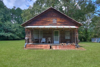 Lincolnton Single Family Home For Sale: 5527 Clay Hill Road
