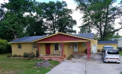 Richmond County Single Family Home For Sale: 3613 Belair Road