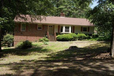 Lincolnton Single Family Home For Sale: 313 Sunrise Drive