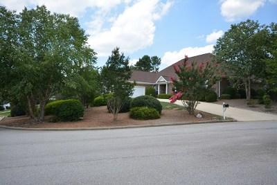 Evans Single Family Home For Sale: 560 Farmington Circle