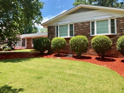 Richmond County Single Family Home For Sale: 519 Henderson Drive