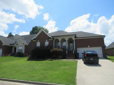 Grovetown Single Family Home For Sale: 548 Great Falls