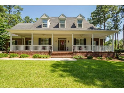 Grovetown Single Family Home For Sale: 103 Nicoles Way