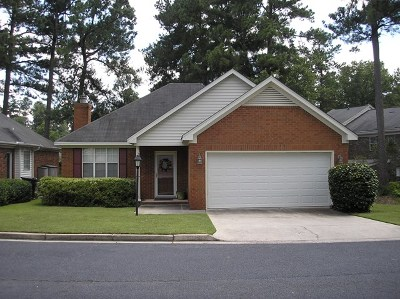 Richmond County Single Family Home For Sale: 409 Dunbarton Road