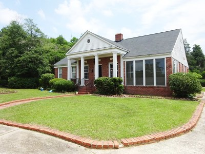 Augusta Single Family Home For Sale: 1785 Dunaway Court