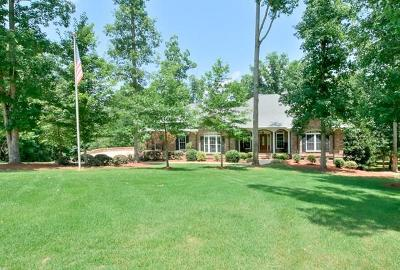 North Augusta Single Family Home For Sale: 700 Colonel Shaws Way