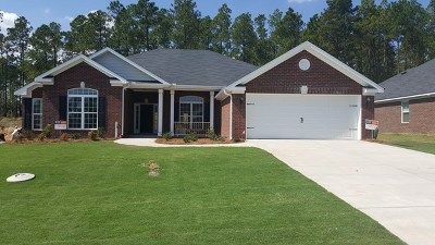 Hephzibah Single Family Home For Sale: 4729 Weldon Adams Drive
