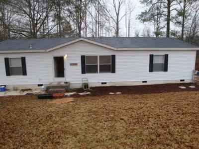 Hephzibah Single Family Home For Sale: 3838 Lake Ontario Street
