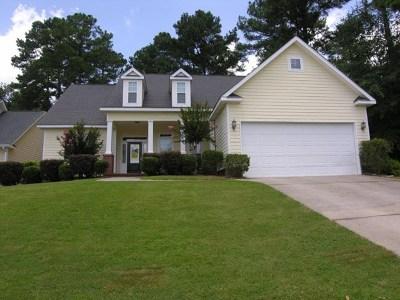 Evans Single Family Home For Sale: 1006 Derst Avenue