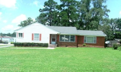 McDuffie County Single Family Home For Sale: 312 Ware Street