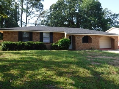 Augusta Single Family Home For Sale: 3306 Tate Road