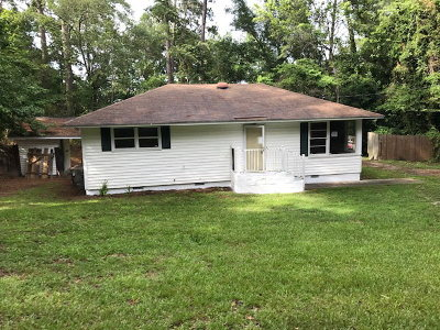 Richmond County Single Family Home For Sale: 2412 Jennings Road
